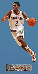 Kyrie Irving FATHEAD Jr. Cleveland Cavaliers Official NBA Vinyl Wall Graphic 25\