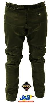 IXS Skar en cuir Gore-Tex Pantalon de moto imperméable pour moto Touring J & S