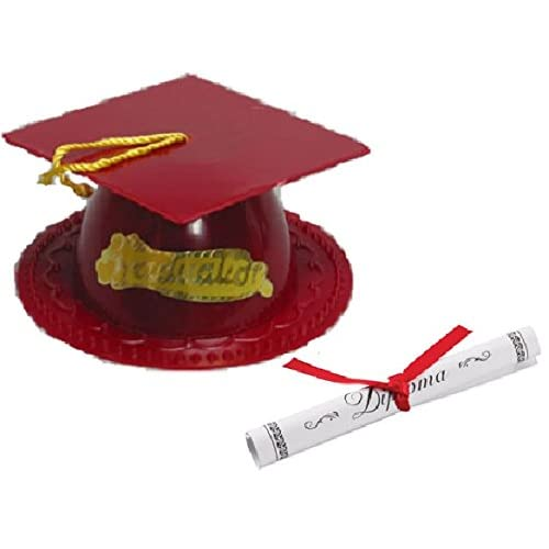 Cap And Diploma Cake Topper