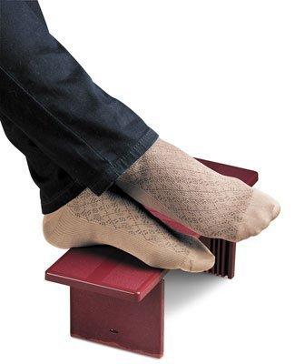 Amazon.com : Econo-High Portable Folding Travel Footrest