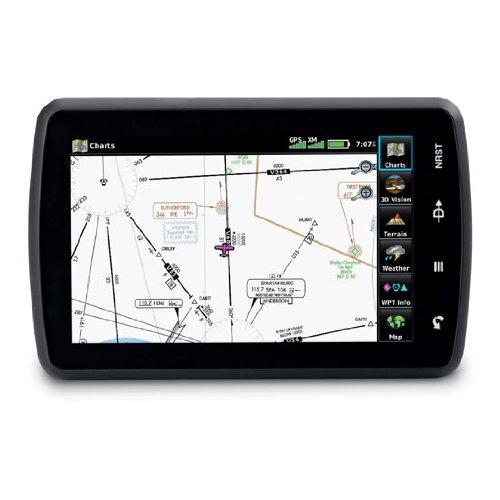 Garmin Aera 796 Portable Touchscreen Aviation Navigators
