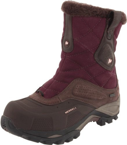 Merrell Women's Whiteout Mid Waterproof Boot