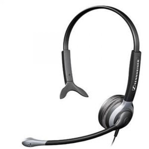 Sennheiser Cc510 Over-The-Head Monaural Premium Communications Headset With Ultra Noise-Canceling Microphone (Telephone Access Packaged / Headsets)