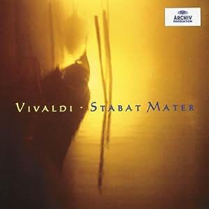 Vivaldi: Stabat Mater, etc /Chance · Pinnock