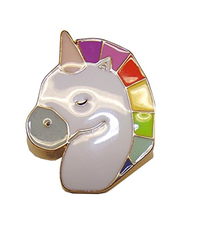 Licorne-Badge-Pin-Broche-Unicorn-Broche