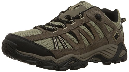 Columbia North Plains Low Uomo US 13 Marrone Scarpa Sportiva