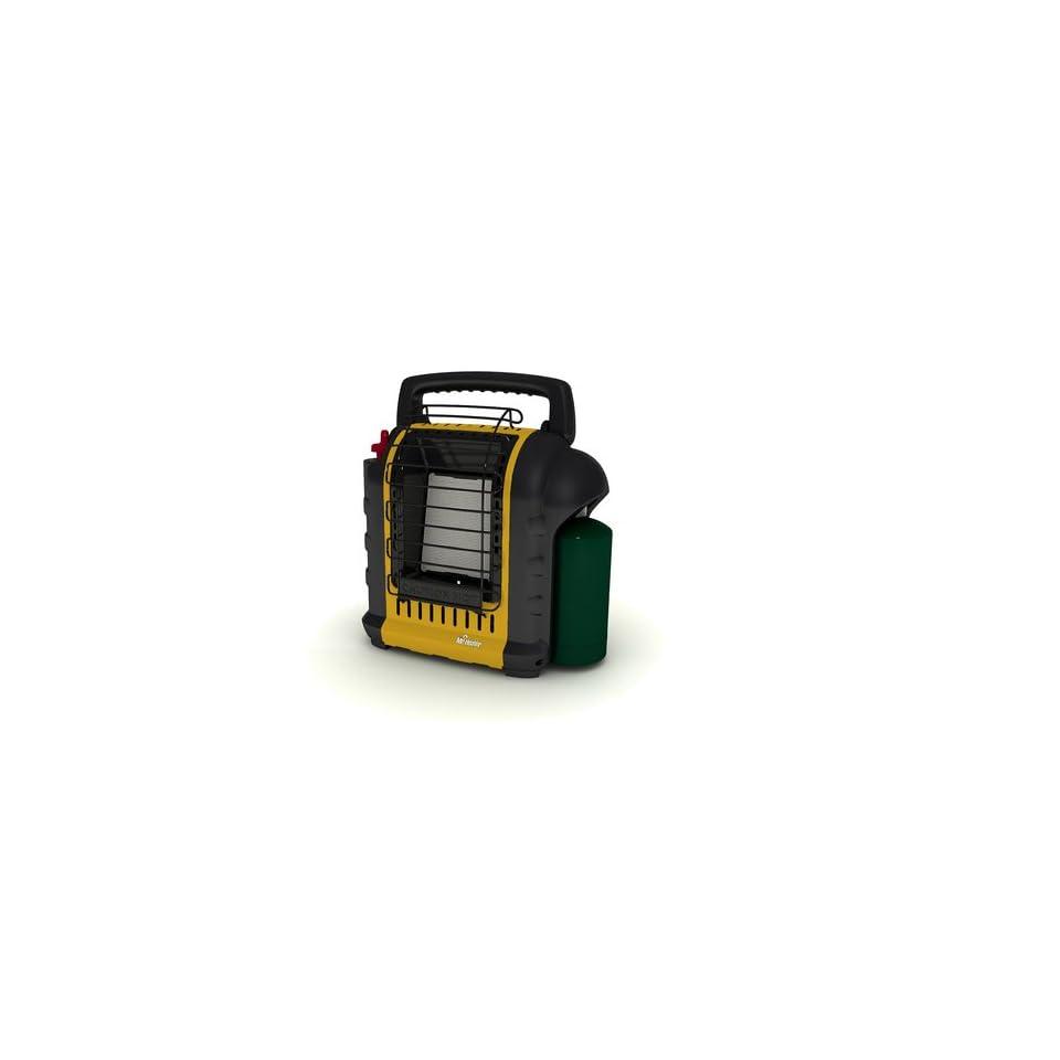 Mr Heater Portable Tough Buddy 4,000 to 9,000btus