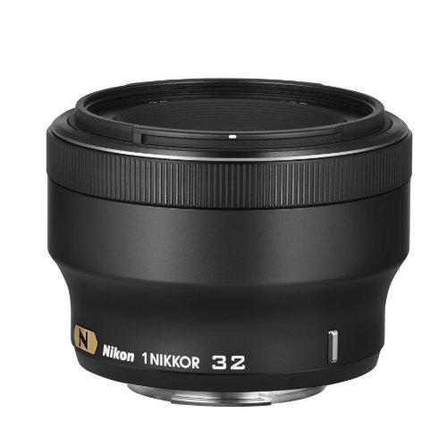 Nikon 1 NIKKOR 32mm f/1.2 ブラック 1N32 1.2BK