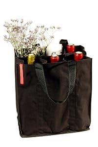 L'Atelier du Vin 095021-2 Flaschenträger schwarz