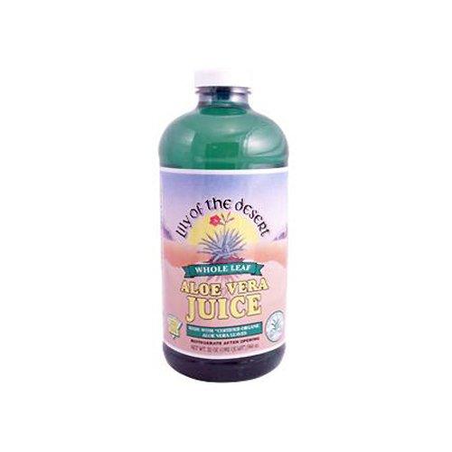 Lily Of The Desert Organic Whole Leaf Aloe Vera Juice (1X32 Oz)
