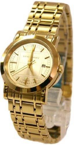 Burberry Watch, Women's Swiss Goldtone Stainless Steel Bracelet 28mm BU1394