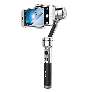 AIbird Uoplay 3-Axis Handheld Universal smartphone Steady Gimbal Stabilizer for iPhone Samsung HTC & GoPro Hero 3 3+ 4 /Other Sports Action Camera of Similar Size
