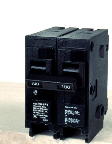 Murray Mp2100 100-Amp 2 Pole 240-Volt Circuit Breaker