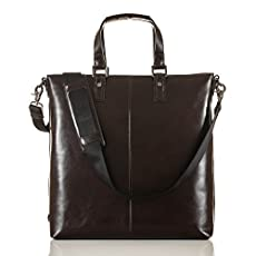 Lyle Tote<br>Brown Tribeca