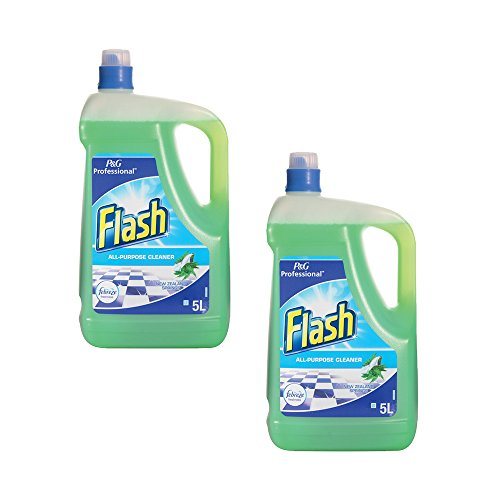 2-x-flash-all-purpose-cleaner-5-litre-new-zealand-springs-multi-surface-floor-bath-shower-bin-cleane