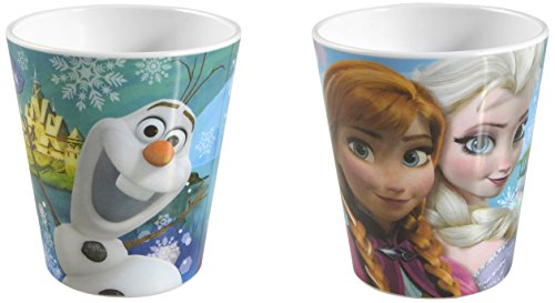 home-disney-frozen-bicchiere-in-melammina-multicolore-190-cc