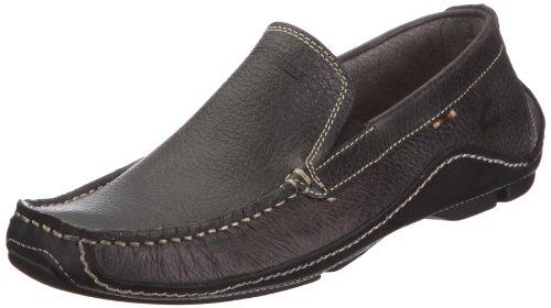 Camel Active Men's Ernest Charcoal/Black Slip On Shoe 287.12.01 10.5 UK
