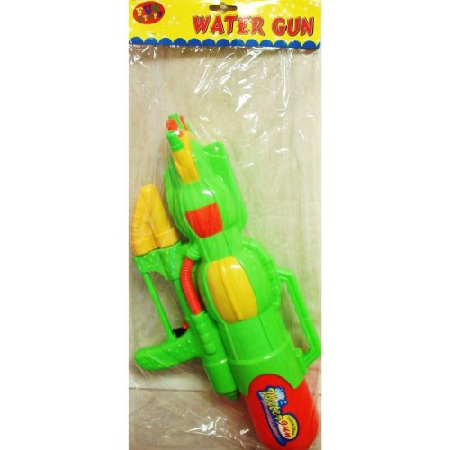 Power Blow Water Gun with Long-Distance Spout - 1