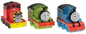 Fisher-Price Thomas Bath Squirters