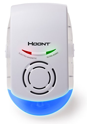 Hoont-Indoor-Powerful-Plug-in-Pest-Repeller-with-Night-Light-Eliminate-All-Types-of-Insects-and-Rodents