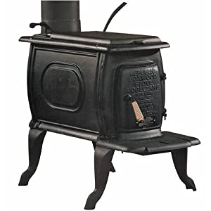 Amazon.com - Vogelzang 54, 000 BTU Cast Iron Boxwood Stove