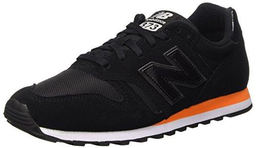New Balance - 373, Zapatillas de Running Hombre, Negro (Black 001), 46.5...