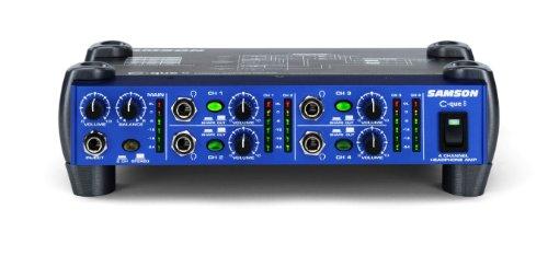 Samson C-Que8 4-Channel Headphone Amplifier