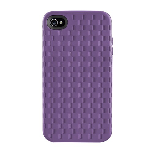 Agent18 ForceShield for Apple iPhone 4 (Purple)