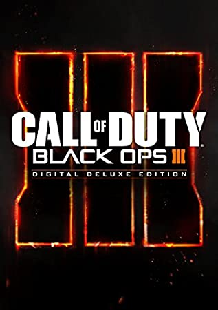 Call of Duty: Black Ops III - Digital Deluxe Edition - PlayStation 4 [Download Code]