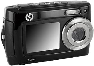 """HP C-150w Appareil photo numérique 8 Mpix étanche 3m écran 2,7"""" USB Noir"""