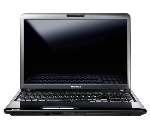 Toshiba Satellite P300-1CN 17-inch Laptop, Core 2 Duo T5800, 3GB RAM, 250GB HDD