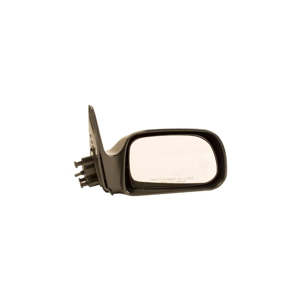 OE Replacement Toyota Tacoma Passenger Side Mirror Outside Rear View (Partslink Number TO1321160)