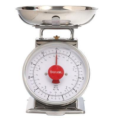 Brand New Taylor Kitchen Scale Stainless Steel