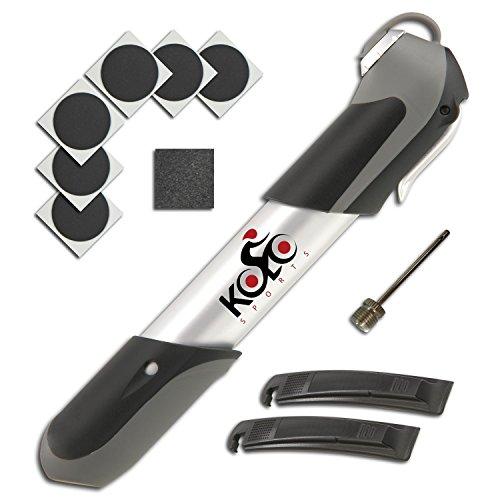 kolo-sports-120-psi-mini-inflador-de-bicicleta-telescopico-de-aluminio-con-montaje-en-cuadro-y-mango