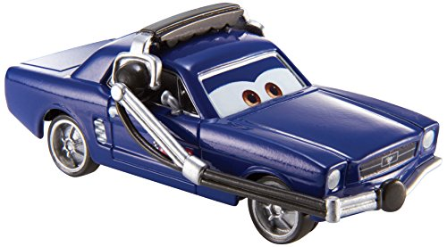 Disney/Pixar Cars Brent Mustangburger with Headset Diecast Vehicle
