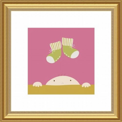 Barewalls Wall Decor by Yuko Lau, Dress Me - 1