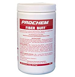 Prochem - Fiber Buff - Yellowing and Browning Removal Treatment - Carpet Cleaning - Powder - 2 lbs - B162