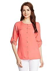 Latin Quarters Women Body Blouse Shirt