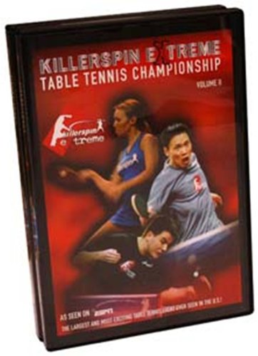 Killerspin Extreme Table Tennis Championships 2003 Volume 2 DVD - 1