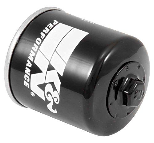 K&N KN-303 Motorcycle/Powersports High Performance Oil Filter primary
