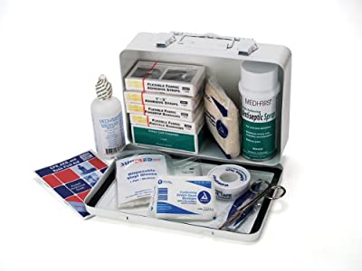 Tactical First Aid Kit: Medique Products 818M1 Standard Vehicle First Aid Kit, Filled from Medique Products