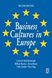 Business Cultures in Europe (0750608722) by Brierley, William