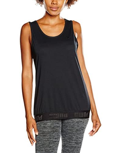 Puma Top Transition Tank W schwarz