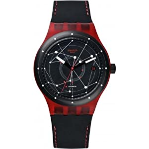 Watch Swatch Sistem 51 SUTR400 RED