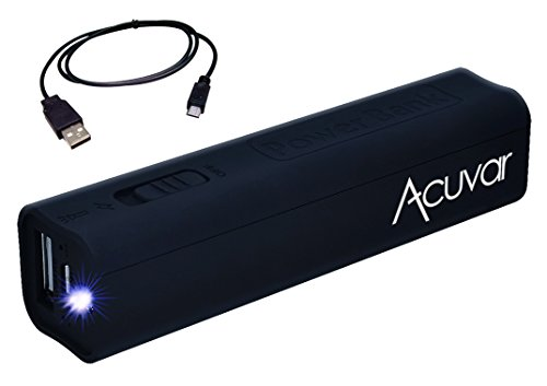 Click to buy Acuvar Power Bank 2600mAh Portable Backup Battery Charger with Built in Flash Light For Sony Xperia Z Ultra, Sony Xperia Z1, Sony Xperia Z1 compact, Sony Xperia Z, Sony Xperia ZL, Sony Xperia TL, Sony Xperia U, Sony Xperia S and other digital devices - From only $7.99