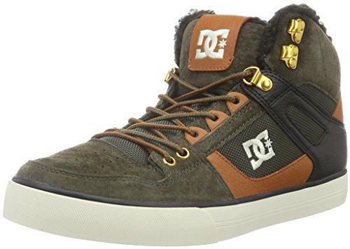 dc-universe-spartan-wc-wnt-mens-low-top-sneakers-green-grun-military-mil-9-uk-43-eu