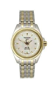 Tissot T008.010.22.111.00 - Orologio da polso, donna, acciaio inox placcato, colore: argento
