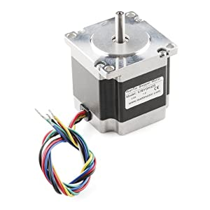 Stepper Motor - 125 oz.in (200 steps/rev) by CanaKit