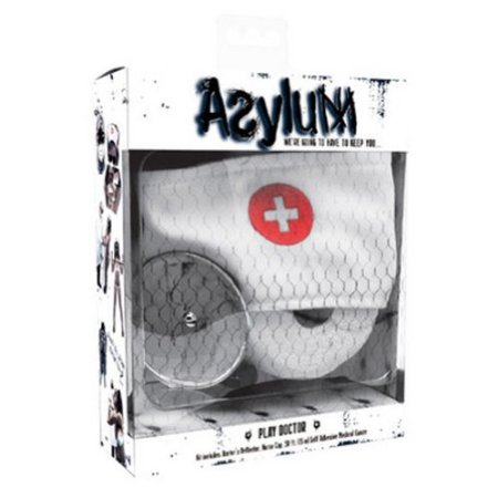 Asylum Play Doctor Kit