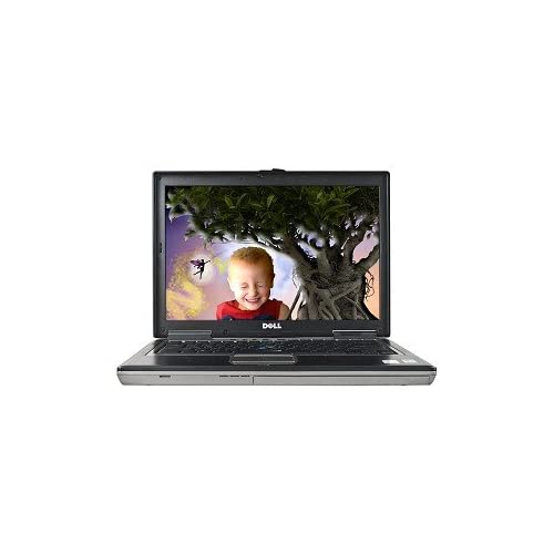Dell Latitude D620 Core 2 Duo T5500 1.66GHz 1GB 80GB DVD 14.1 XP Professional w/6 Cell Battery
